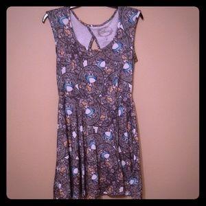 Alce in Wonderland dress